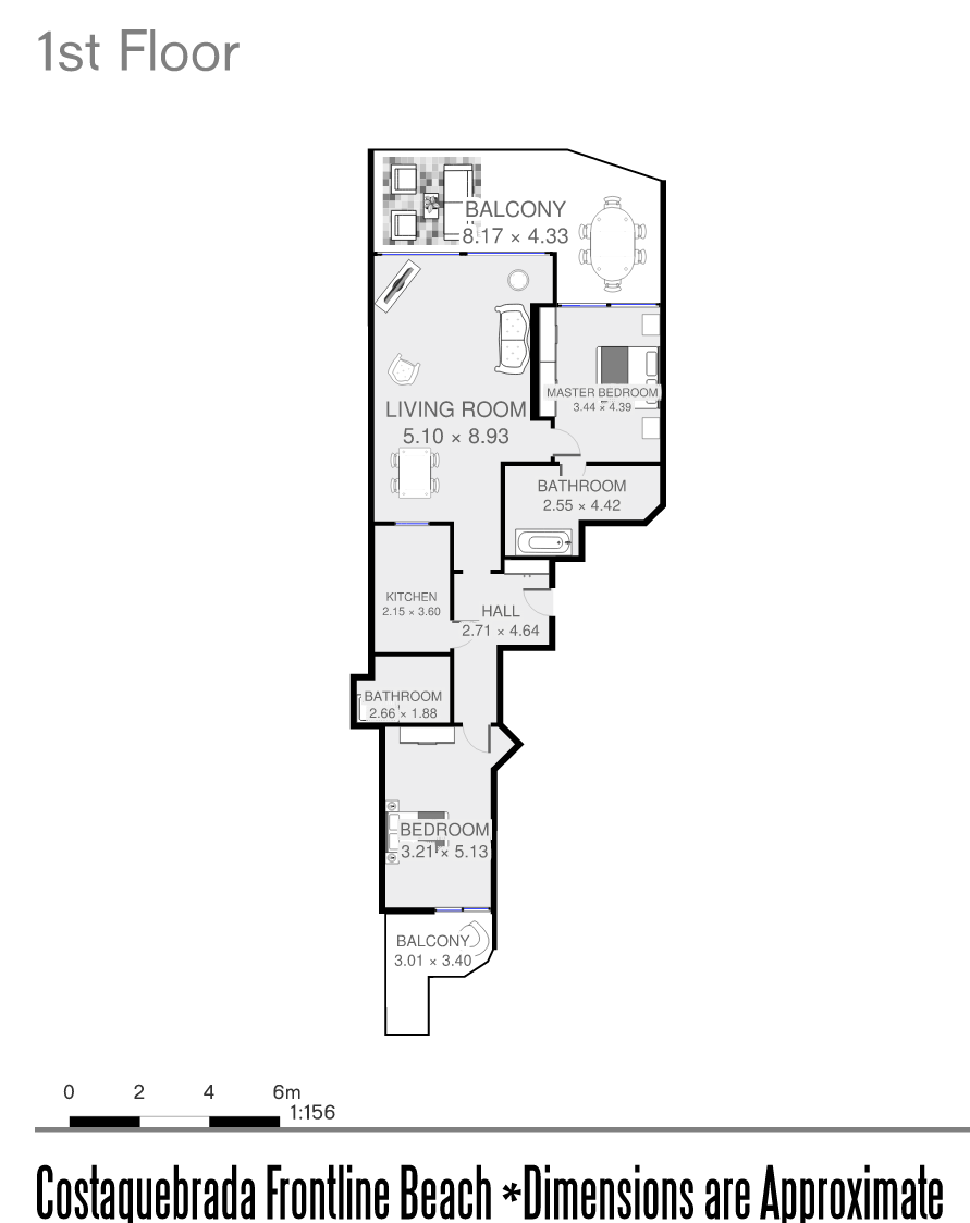 Property benalmadena selective sales collection property for 90m2 apartment plans