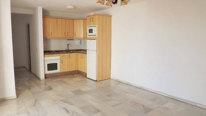 kitchen of 2 bed apartment for sale in Pueblo evita
