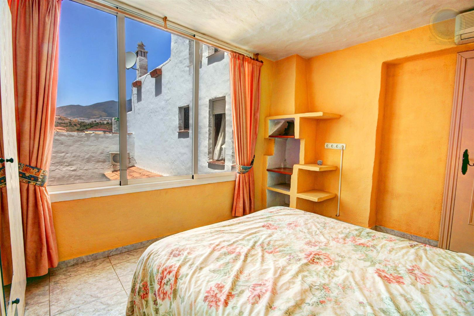 bedroom of 2 bed apartment for sale in Pueblo evita