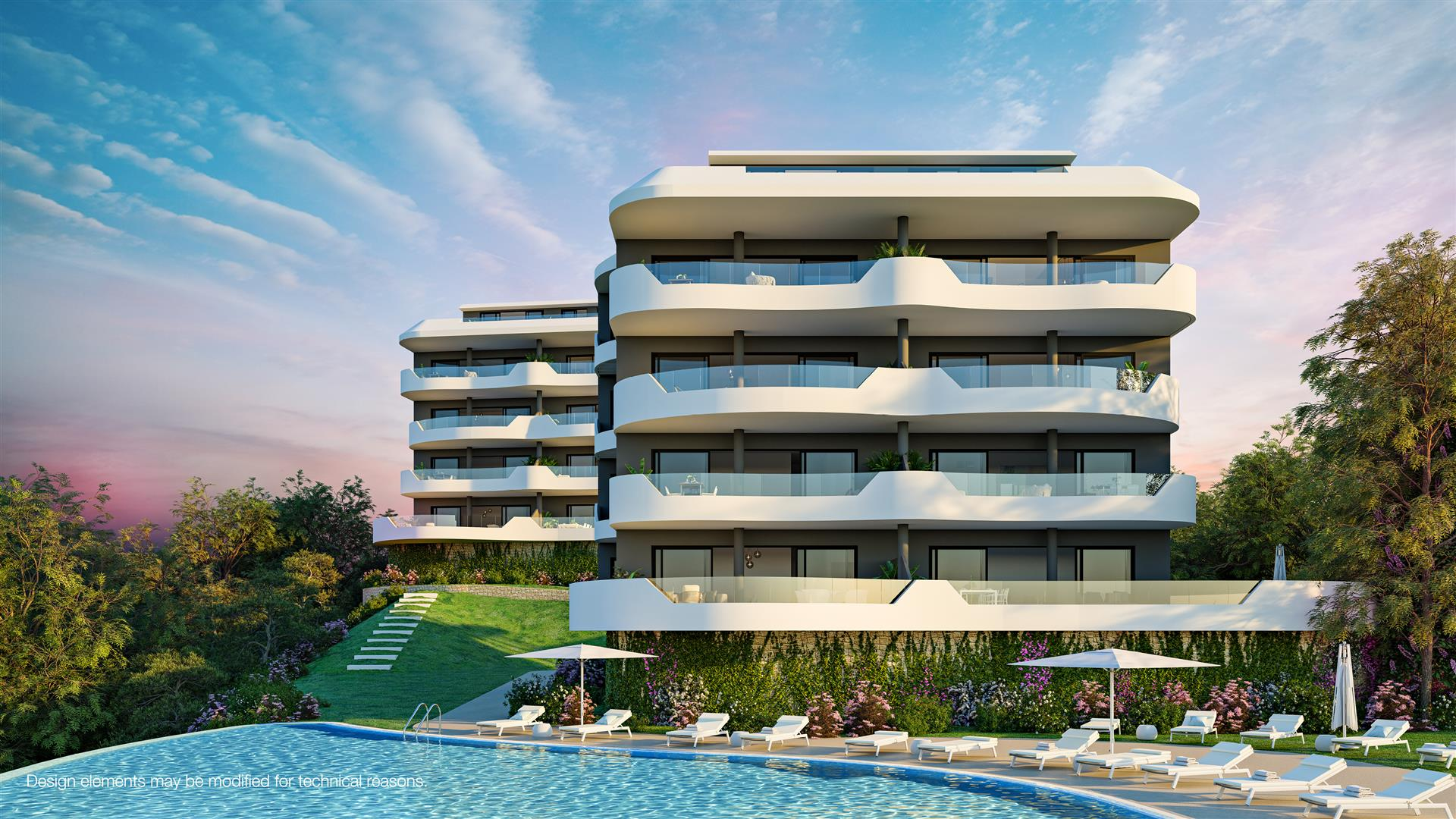 Apartment for Sale in Higueron West Phase 11