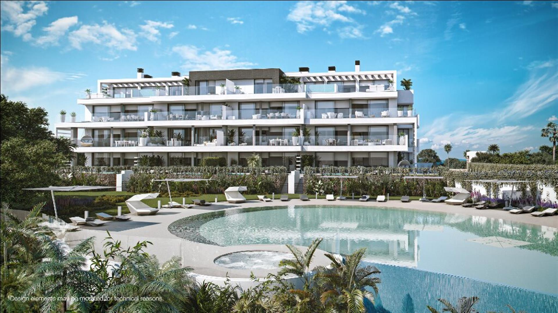Apartment for Sale in Higueron West Phase 2