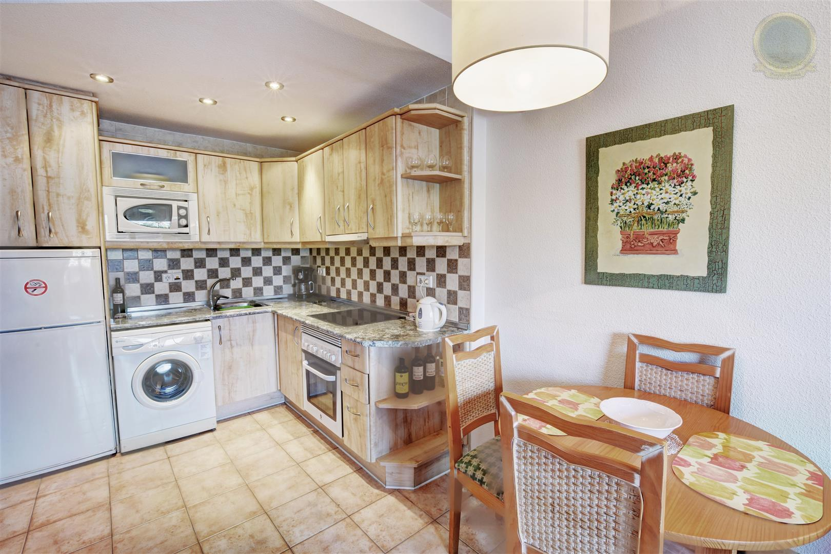apartment for sale in Benalmadena Costa - Kitchen