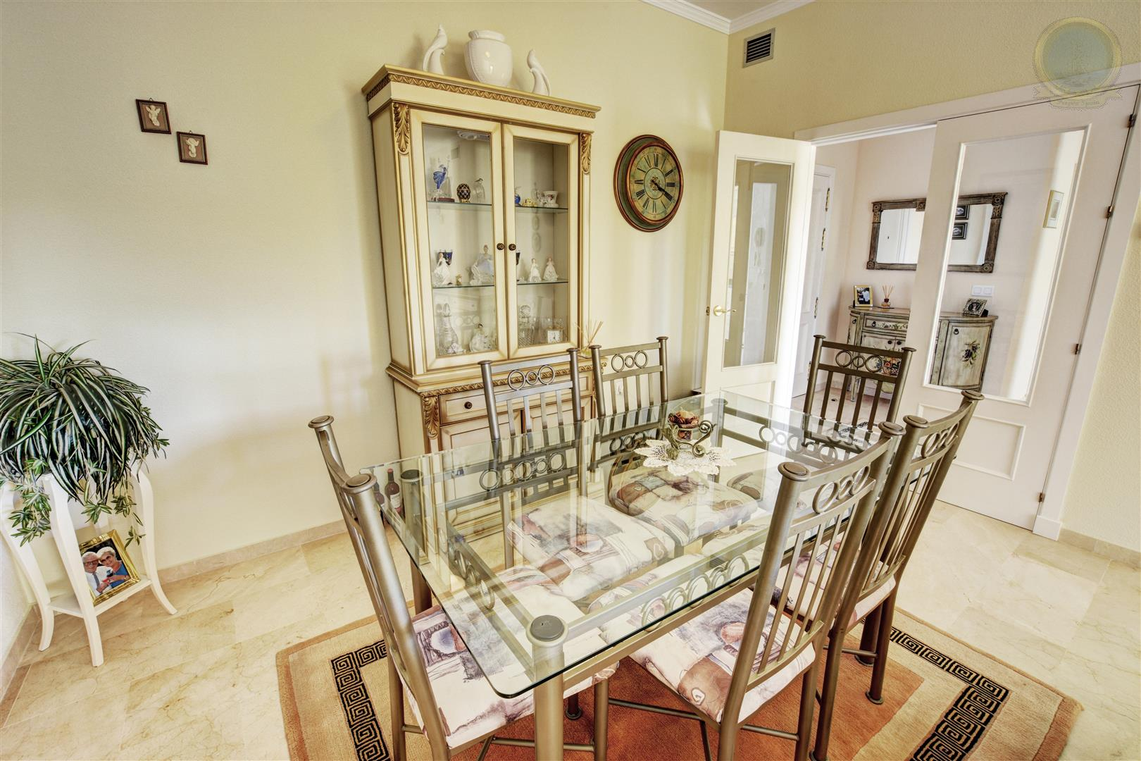 apartment for sale in Golf Resort Torrequebrada - Dining Area