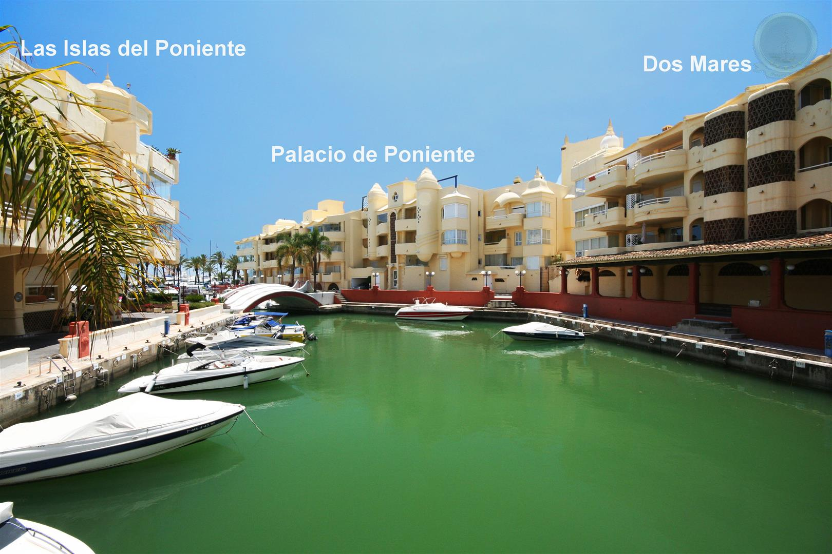 example photo of Apartment for sale in Puerto Marina (Palacio del Poniente)