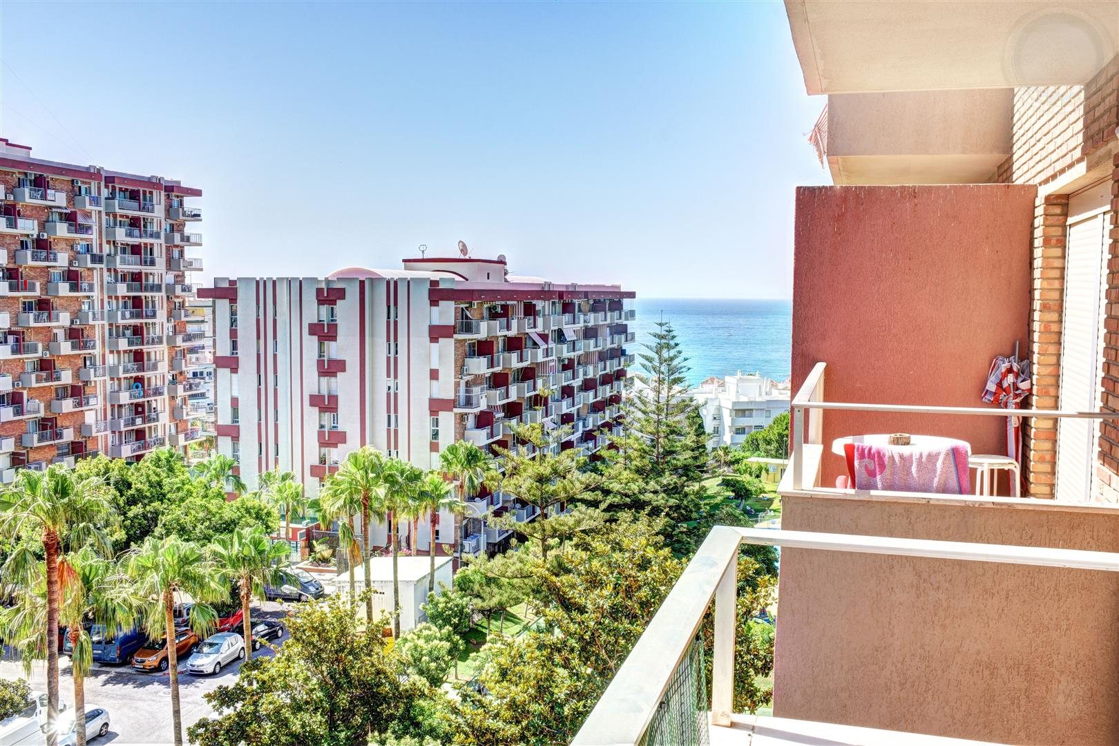 Studio apartment for sale in Benalmadena Costa Minerva