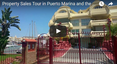 Video of Property for sale in Puerto Marina including Las Islas del Poniente