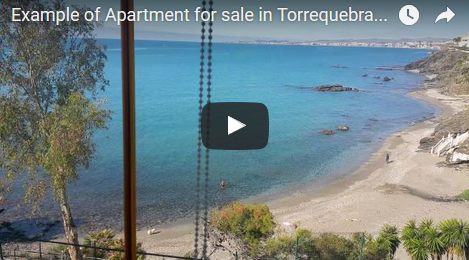 Video of apartment for sale in Torrequebrada Tres Caravelas