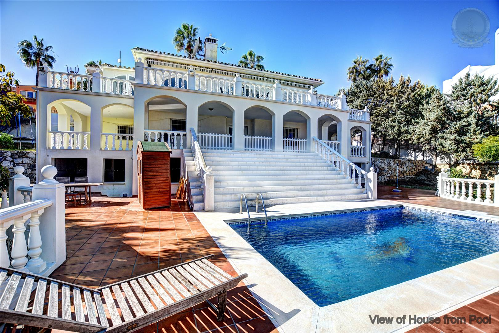 Villa for Sale in Benalmadena Costa 1