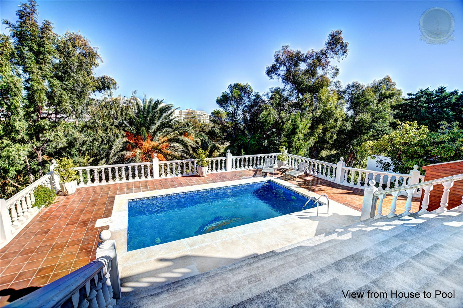 Villa for Sale in Benalmadena Costa 2