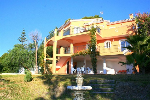 Villa for sale in benalmadena, La Capellania