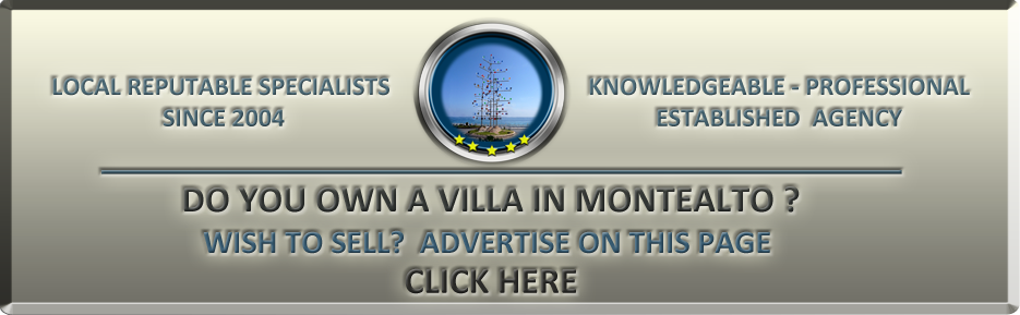 Villas for Sale in Montealto