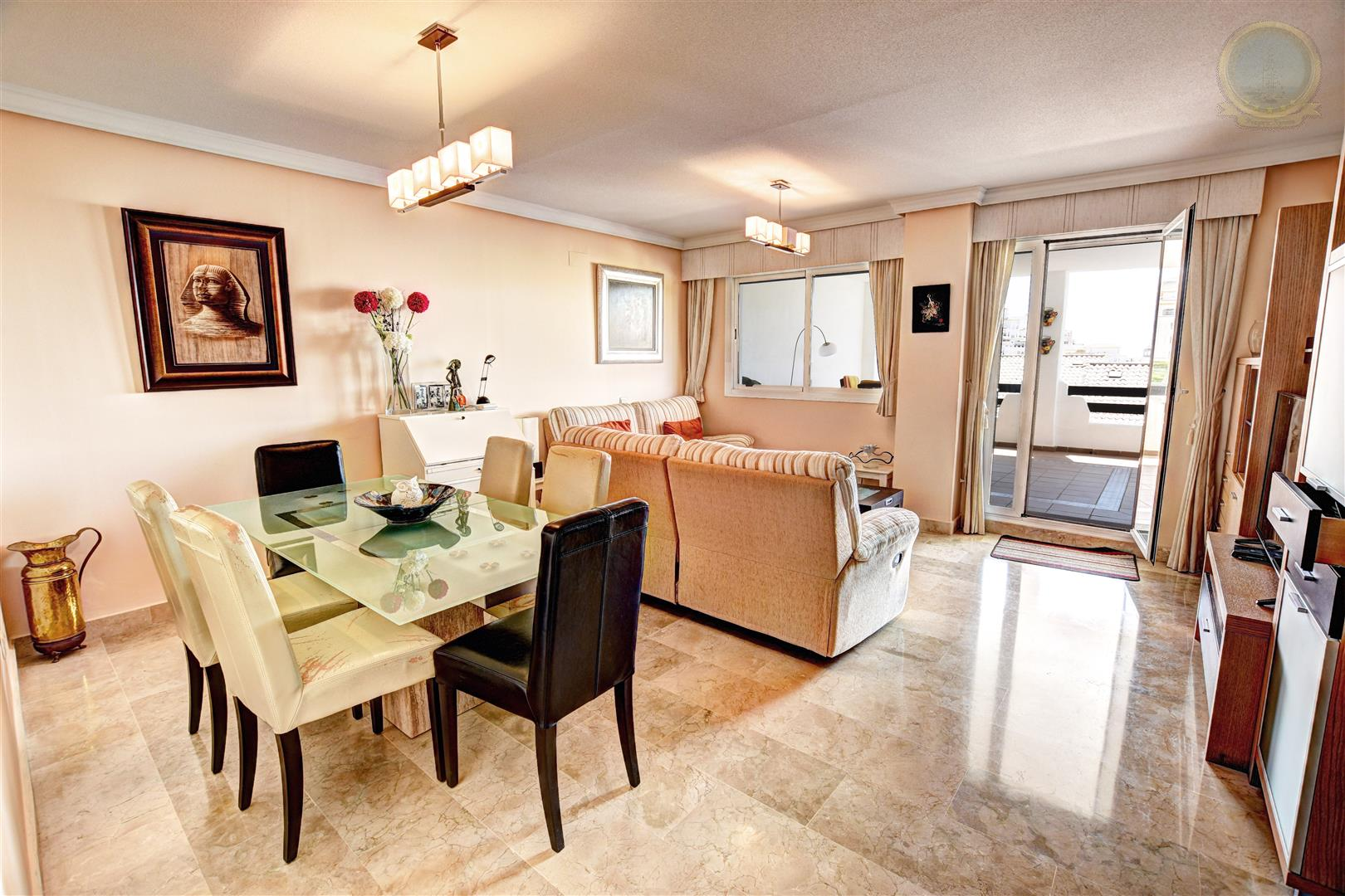 apartment for sale in Atalaya Golf Torrequebrada - Lounge