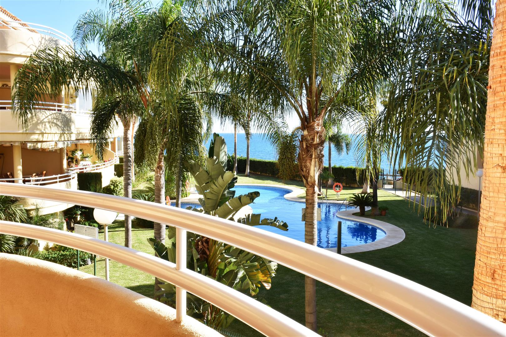 apartment for sale in Costaquebrada terrace view