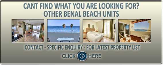 ask about other apartments for sale in Benal Beach