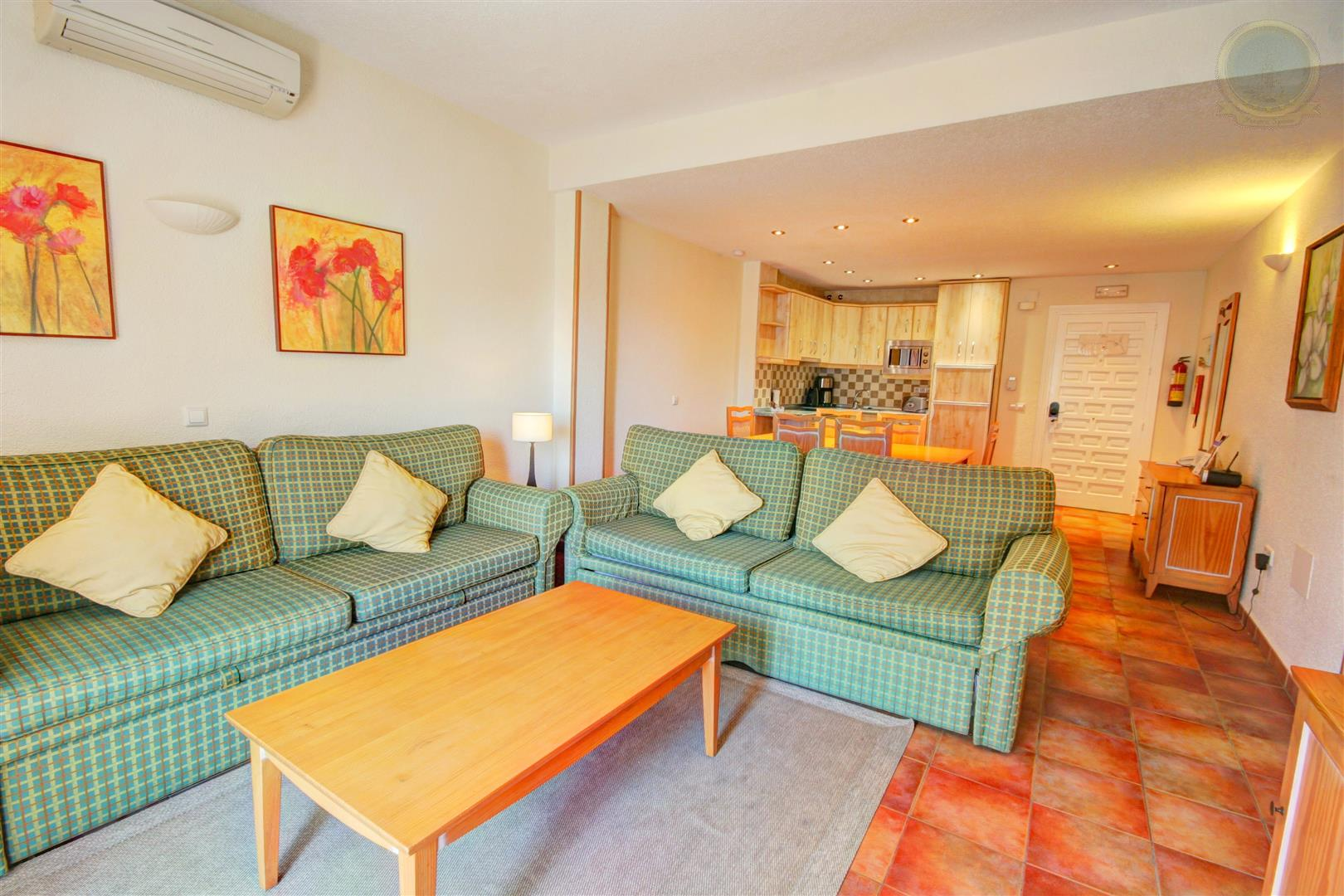 apartment for rent in Benal Beach Benalmadena - Lounge Area