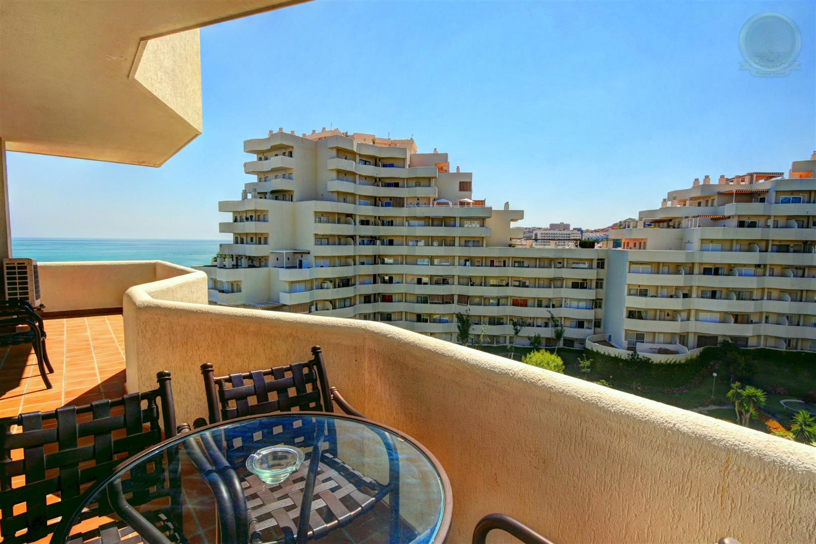 apartment for rent in Benal Beach Benalmadena