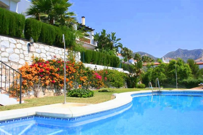 luxury townhouse for sale in benalmadena pueblo