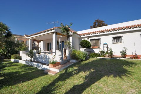 one level villa for sale in Torremuelle