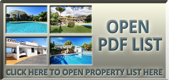 open list of apartments for sale in Benalbeach