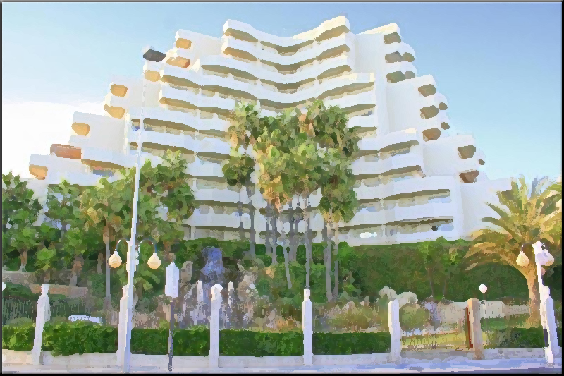 apartments in Benalmádena for sale