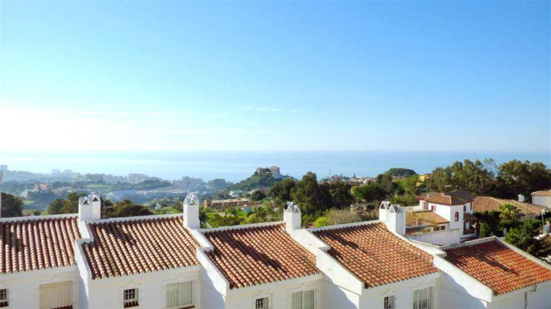townhouse for sale in Benalmadena Pueblo 1