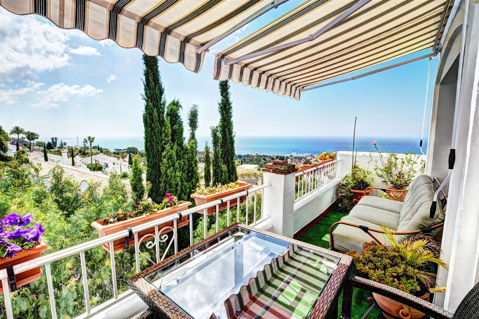 townhouse for sale in Benalmadena torremar