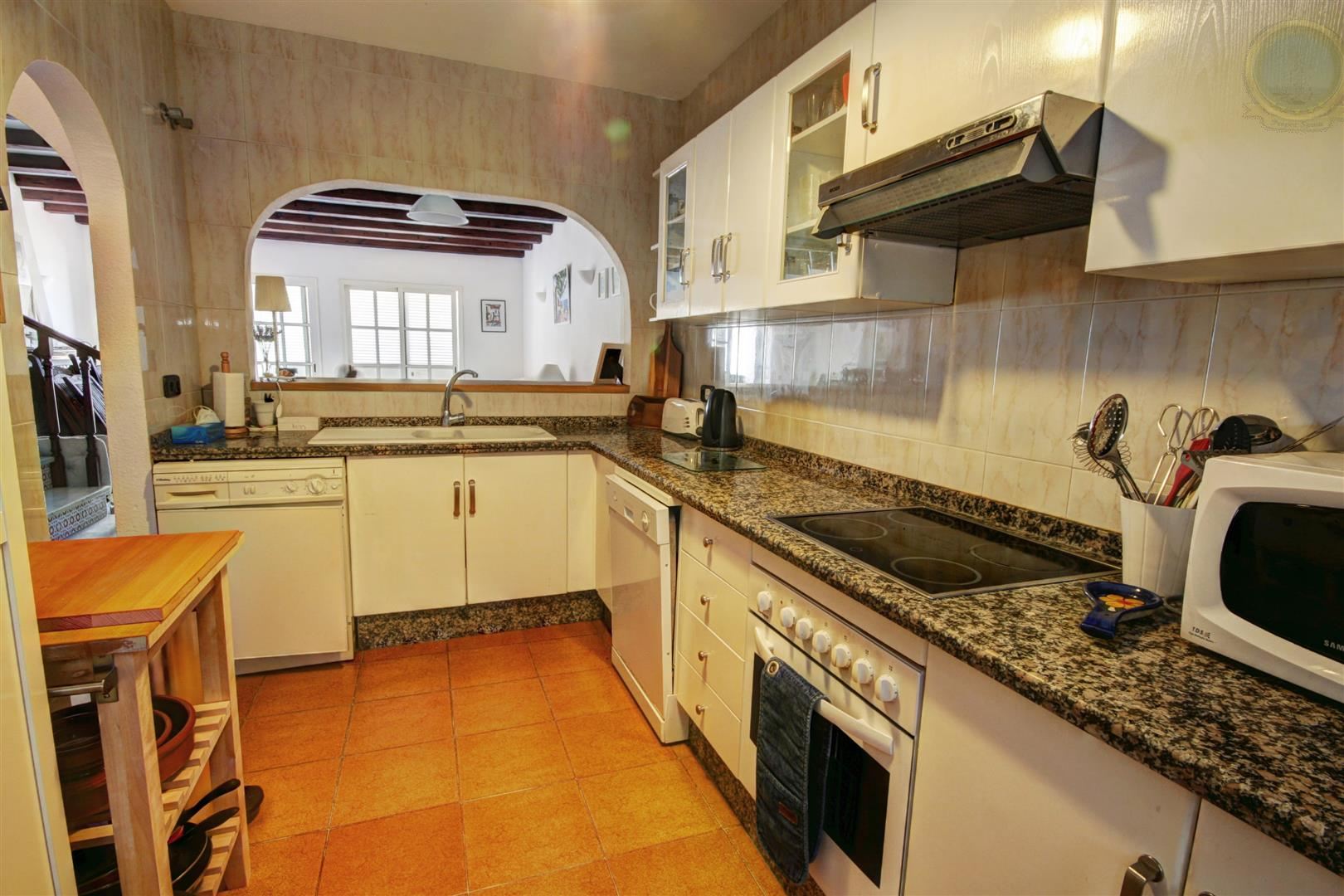 townhouse for sale in tio charles Benalmadena Pueblo 7