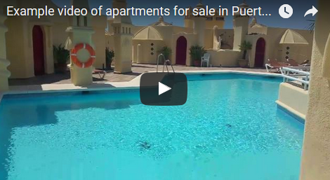 video-community of apartments for sale in Puerto Marina specifically Las Islas