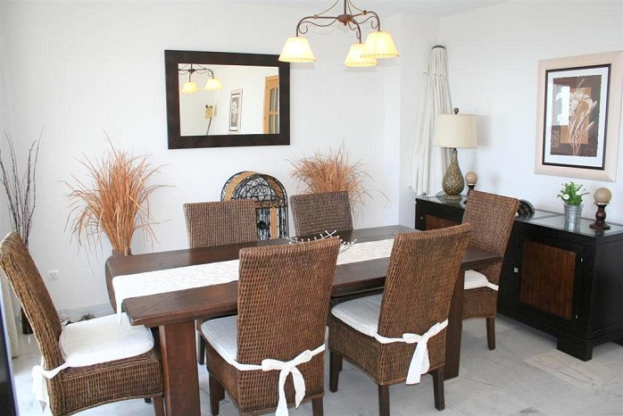 villa for sale in benalmadena pueblo-dining room